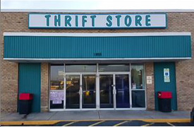 Edgewood Thrift store