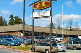 Laurel Thrift Center
